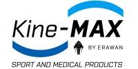 Kine-MAX logo color 15cm